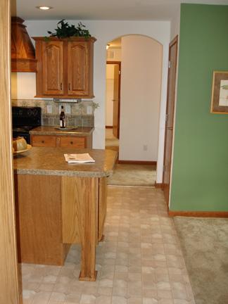 Sample Kitchen Cabinets