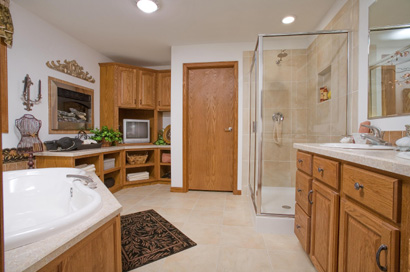 Elegant Escape Master Bath