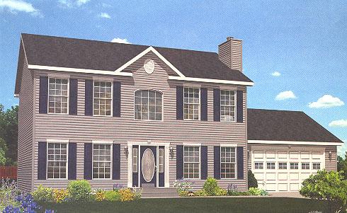 pennwest homes two story modular home floor plans overview. Black Bedroom Furniture Sets. Home Design Ideas
