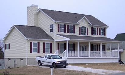 Patriot home sales modular home builder and manufactured for Two story double wide homes